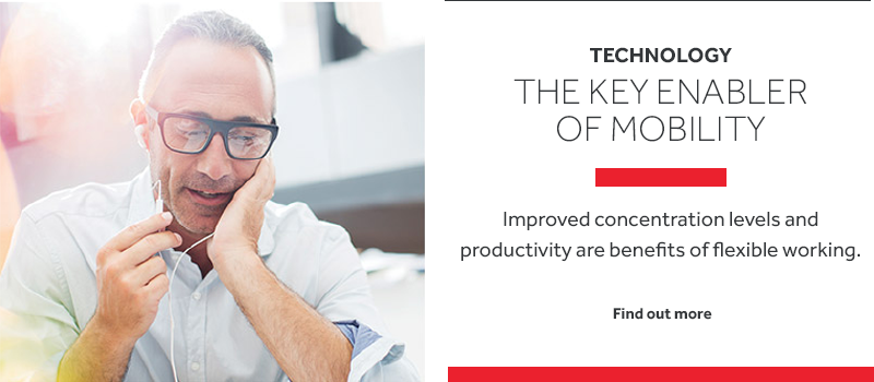The Workplace Revolution - a picture of flexible working - Magazine UK