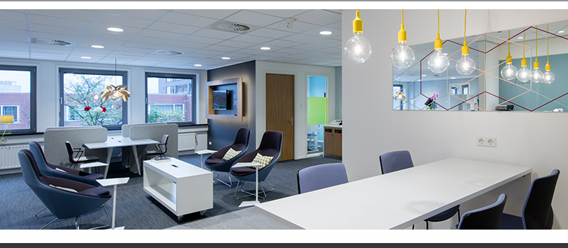 Flexibility And Lighting Matter For Office Design Business