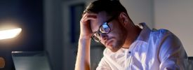 Company culture can cause stress