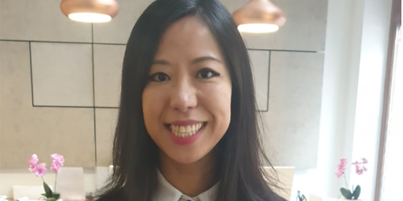 Huimin Tao, Regus Community Manager Team Leader, United Kingdom