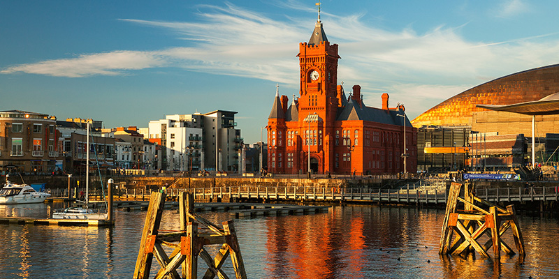 Regus Cardiff Bay Central