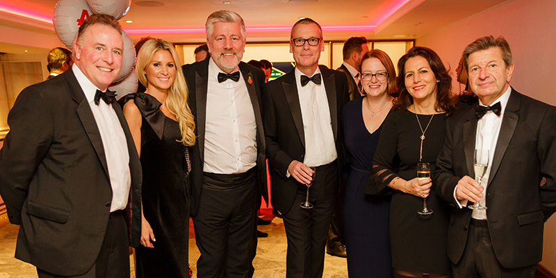 Glitz and glamour as event honours industry achievements